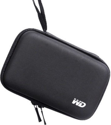WD SB00100 2.5 inch EXTERNAL HDD CASE(For WD 2.5 inch EXTERNAL HDD CASE, Black)