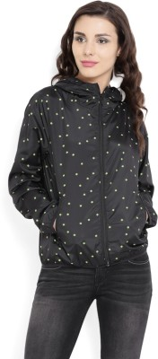 United Colors of Benetton Women Jacket at flipkart