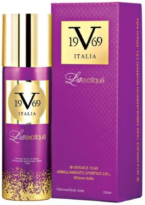 V 19.69 Italia La Exotique Perfume  -  150 ml(For Women)