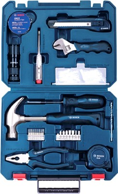 Bosch Hand Tool Kit  (66 Tools)