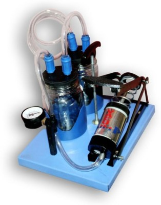 NSC MS Suction Respiratory Exerciser