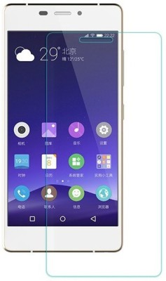 MOBIVIILE Tempered Glass Guard for Gionee Elife S7(Pack of 1)