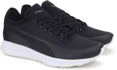 Puma Ignite Sock Plus Sneakers(Black) at flipkart