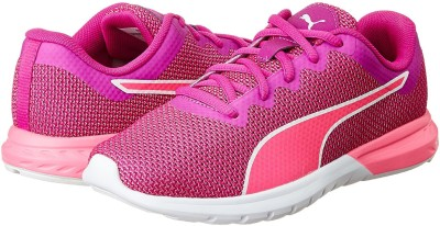 Puma Training & Gym Shoes For Women(Pink) at flipkart