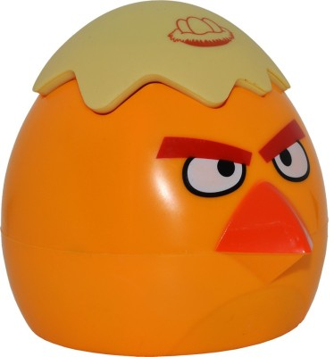 Toyzstation Strange Eggs Angry Birds Chargeable LED Study Lamp Table Lamp(18 cm, Orange)  available at flipkart for Rs.449