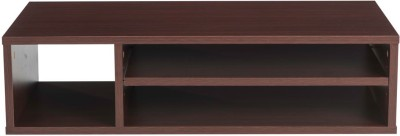 Durian LESTER Engineered Wood TV Entertainment Unit(Finish Color - Rosewood)