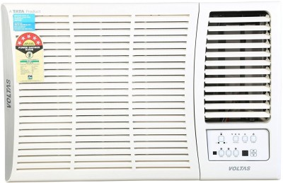 Voltas 1.5 Ton 5 Star 185DY Window AC White
