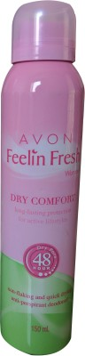 Avon feelin fresh Dry Comfort Anti Perspirant Deodorant for Women 150 ml