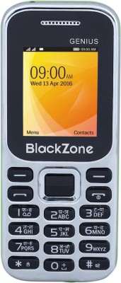 BlackZone Genius(Silver & Black / Black)
