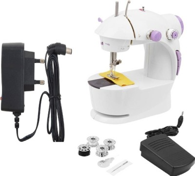 Benison India ™World 4-In-1 Powerstitch Portable Electric Sewing Machine( Built-in Stitches 45)