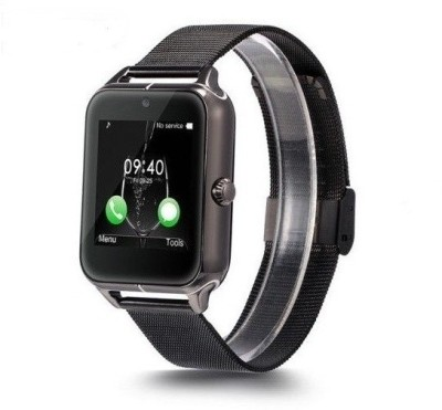 SYL Samsung A177 Black Smartwatch(Black Strap Free Size) at flipkart