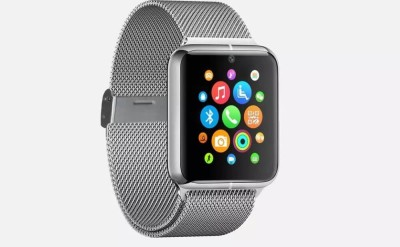 SYL Asus Fonepad 7 Silver Smartwatch(Silver Strap Free Size) at flipkart