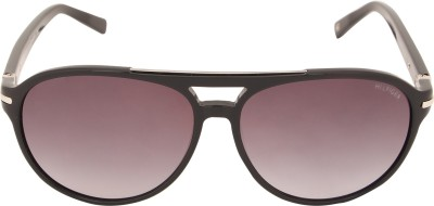 Tommy Hilfiger Aviator Sunglasses(Grey) at flipkart