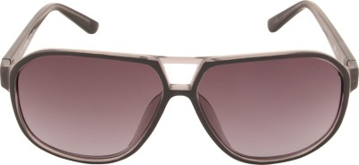 Lacoste Wayfarer Sunglasses(Brown) at flipkart