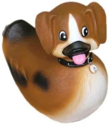 Rubba Ducks Rd00072 Duckhound Collector Display Box Bath Toy(Multicolor)