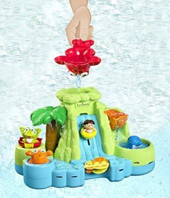 LEXiBOOK Aquatic Island Bath Toy(Multicolor)