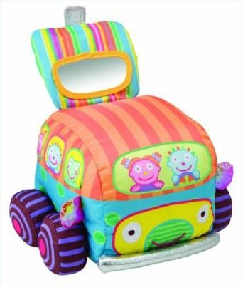 Alex Toys Jr. Bon Voyage Plush Vehicle Bath Toy(Multicolor)