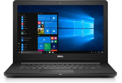 Image of Dell Inspiron 3467 14 inch Core i3 Laptop which is one of the best laptops under 35000