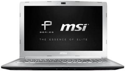 MSI PE62 7RD Notebook