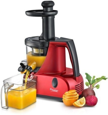 Prestige 41115 200W Mixer Grinder (Red, 1 Jar)