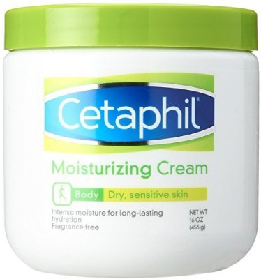 Cetaphil Moisturizing Cream For Skin Perfect(453 g)  available at flipkart for Rs.4023