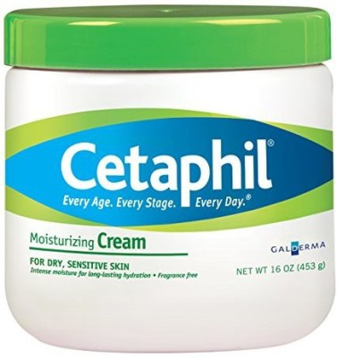 Cetaphil Moisturizing Cream, Fragrance Free(453 g)  available at flipkart for Rs.3689