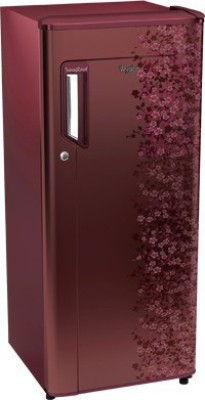Whirlpool 200 L Direct Cool Single Door Refrigerator(Wine Exotica, 215 Impwcool Prm 3S)