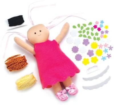 Faber Castell First Dress-Up Doll
