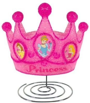 Disney Princess Crown EVA Lamp  available at flipkart for Rs.7472