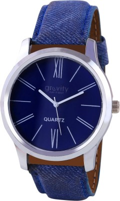 Gravity BLU426 Glorious Analog Watch For Unisex