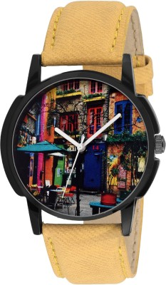 Gravity BLK682 Glorious Analog Watch For Unisex