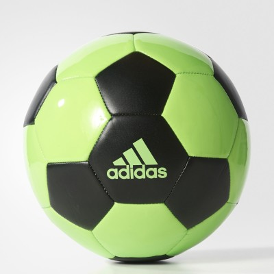 ADIDAS Ace Glid II Football - Size: 5(Pack of 1, Green, Black)