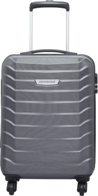 Aristocrat Juke Cabin Luggage - 22 inch(Grey)