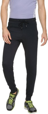 Proline Solid Men Dark Blue Track Pants at flipkart