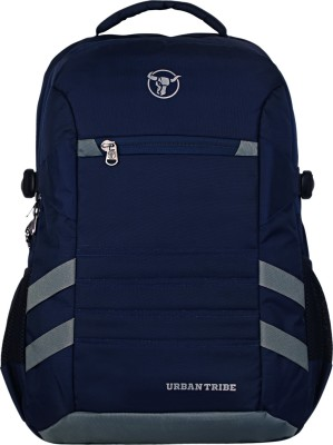 Urban Tribe Battle Tank 30 L Laptop Backpack Blue, Grey Urban Tribe Backpacks