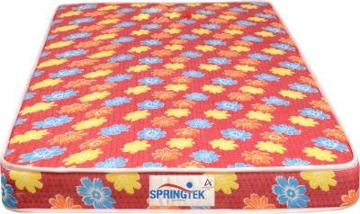Springtek Flora Foam 5 inch Single Bonded Foam Mattress(Bonded Foam)