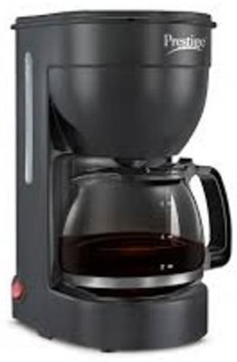 Prestige DRIP PCMD 3.0 6 Cups Coffee Maker(Black)  available at flipkart for Rs.1099