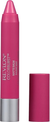 Revlon Matte Lip Balm, Passionate Plum, 2.7g