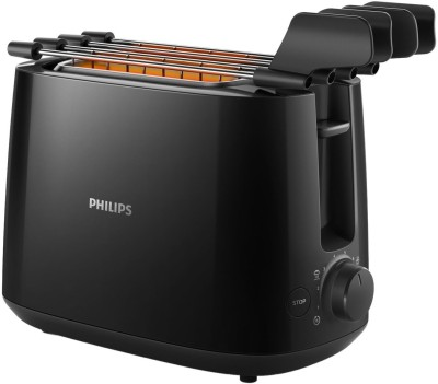Philips HD2583 600 W Pop Up Toaster
