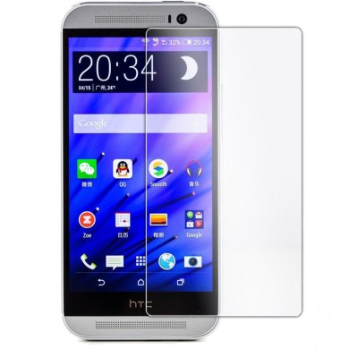 RSC POWER+ Tempered Glass Guard for HTC One M9  available at flipkart for Rs.119