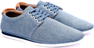 ALDO NADORIA Sneakers(Blue) at flipkart