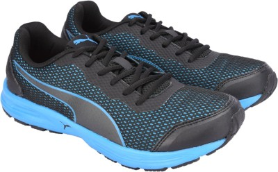 Puma Heritage IDP Running Shoes(Black) at flipkart