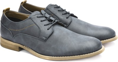 Call It Spring Lace Up(Navy) at flipkart