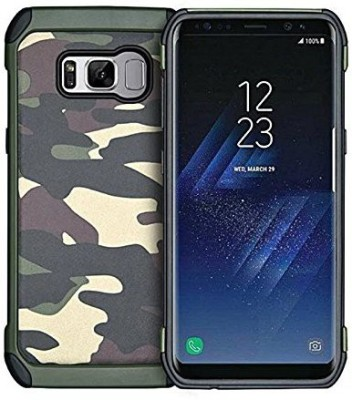 Excelsior Back Cover for Samsung Galaxy S8(Green, Flexible Case)