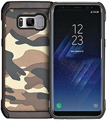 Excelsior Back Cover for Samsung Galaxy S8 Plus(Brown, Flexible Case)