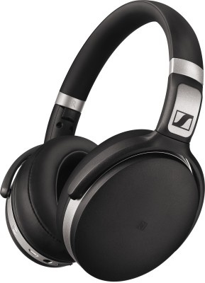 Sennheiser HD 4.50 BTNC Wired Headset with Mic(Black, Over the Ear)