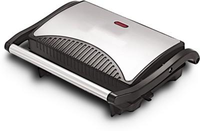 Utility Mini Press Griller Grill(Silver, Black) at flipkart