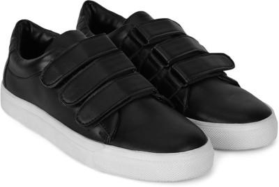 Chemistry Loop Sneakers For Women(Black) at flipkart