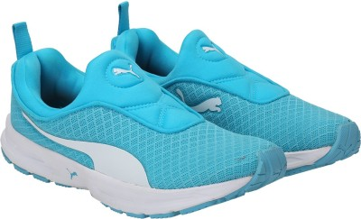 Puma Burst Slipon Wn's IDP Running Shoes For Women(White) at flipkart