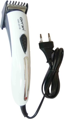 Gemei Direct Electric Power (Non-Rechargeable)  Runtime: 0 min Trimmer for Men(Multicolor)